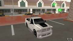 Dodge Ram SRT-10 Tuning для GTA San Andreas