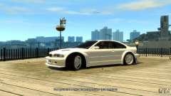 BMW E46 M3 GTR Sport для GTA 4