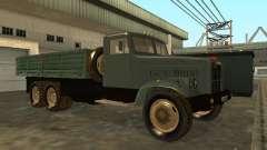 КрАЗ 255б бортовой v.2