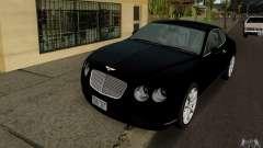 Bentley Continental GT V1.0 для GTA San Andreas