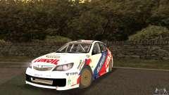 Subaru Impreza WRX STi Russia Rally