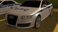 Audi RS6 2010 ДПС