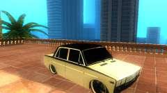Ваз 2106 dag style для GTA San Andreas
