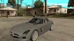 Mercedes-Benz SLS для GTA San Andreas