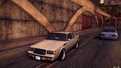 Buick Regal GNX для GTA San Andreas