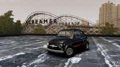 Fiat 500 695 Abarth