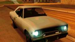 Plymouth Road Runner 426 HEMI 1970 для GTA San Andreas