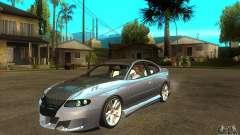 Holden Monaro CV8-R Tuned для GTA San Andreas
