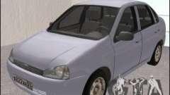 Lada 1118 для GTA San Andreas