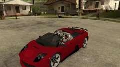 Lamborghini Murcielago SHARK TUNING для GTA San Andreas