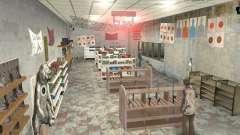 Оживлённый магазин Ammu-Nation v3 (Final)