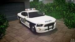 FIB Buffalo NYPD Police для GTA 4