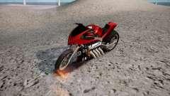 Drag Bike для GTA 4