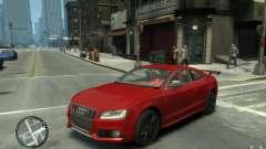 Audi S5 v2 для GTA 4