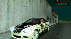 BMW M3 (E92) 2007 для GTA San Andreas