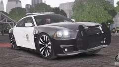 Dodge Charger 2011 Police для GTA 4