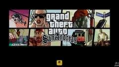 HD Loadscreens v1.01 для GTA San Andreas