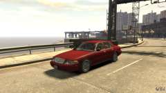 Ford Crown Victoria для GTA 4