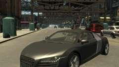 Audi R8 NFS Shift для GTA 4