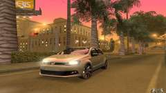 Volkswagen Gol G6 для GTA San Andreas