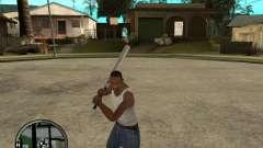 GTA IV HUD для GTA San Andreas
