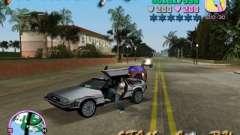 De Lorean для GTA Vice City