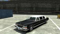 Cadillac Fleetwood Limousine 1985 [Final]