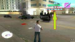 Wanted Level = 0 для GTA Vice City