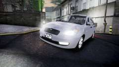 Hyundai Accent Era для GTA 4