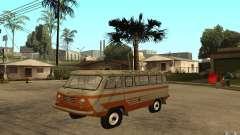 УАЗ 450В для GTA San Andreas