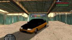 VAZ 2110 HERTZ-style(D.A.G) Апельсин для GTA San Andreas