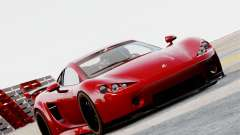 Ascari A10 2007 v2.0 для GTA 4