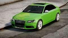 Audi S4 2010 v1.0 для GTA 4