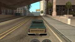 memphis Спидометр v2.0 для GTA San Andreas