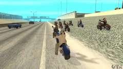 BikersInSa (БАЙКЕРЫ В SAN ANDREAS)