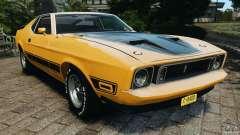 Ford Mustang Mach 1 1973 для GTA 4