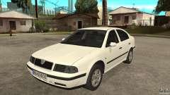 Skoda Octavia 1997 для GTA San Andreas