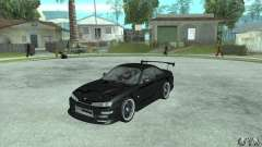 NISSAN SILVIA S14 CHARGESPEED FROM JUICED 2 для GTA San Andreas