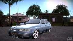 ВАЗ 2112 LT для GTA San Andreas