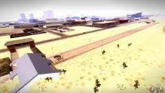Drag Track Final для GTA San Andreas