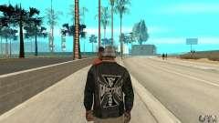 Westcoast skin для GTA San Andreas