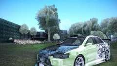 Mitsubishi Lancer Evolution X - Tuning для GTA San Andreas