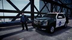 Cadillac Escalade Police V2.0 Final