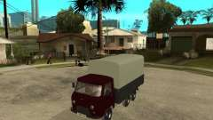 УАЗ 452 грузовой 6x6