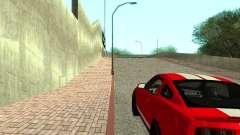 HD Автосалон для GTA San Andreas