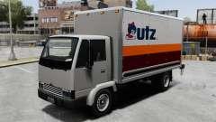 Новая реклама для грузовика Mule
