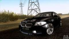 BMW M5 2012 для GTA San Andreas