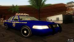 Ford Crown Victoria New York Police для GTA San Andreas