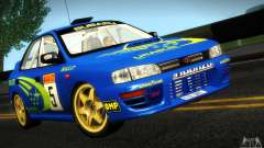 Subaru Impreza 1995 World Rally ChampionShip для GTA San Andreas