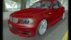 BMW 135i Coupe Stock для GTA San Andreas